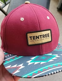 TenTree snap back Wetaskiwin, T9A 2S8