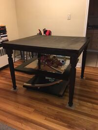 Hard wood stained dining table Silver Spring, 20910