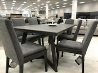 Brand new dining room set 5 piece free Delivery