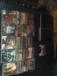 Assorted xbox 360 game cases Burnaby, V5J 1Z7