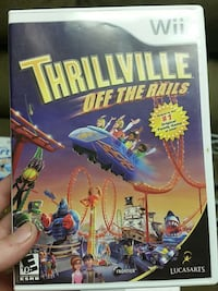 Wii Thrillville off the rails Fogelsville, 18051