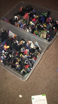 Hero clux action figure lot Athens, 35611