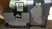 Patrick Nagel paintings Mesquite, 75150