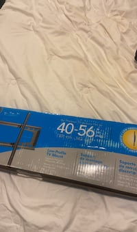 """BRAND NEW DYNEX LOW PROFILE TV MOUNT FOR 40""""-56"""" TV'S Vaughan, L4K"""