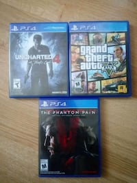Ps4 games  London, N6E 1Y6