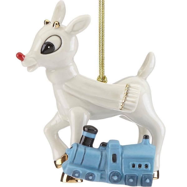 Lenox Rudolph's Misfit Friend Ornament