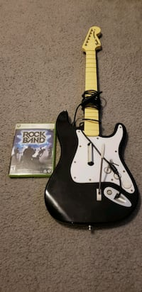 Rock Band game with Guitar New York, 10026