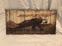 """Fly away"" wood art  Grapevine, 76051"