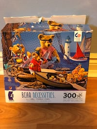 300 pc puzzle. Brand new, never opened