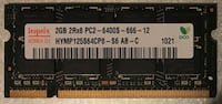 RAM 2GB HYMP125S64CP8-S6 AB -C Los Angeles, 90027