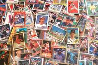 We buy sports baseball card collections
