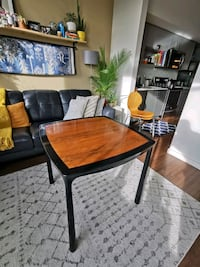 Vintage game table,  coffee table