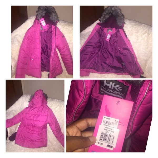 235c12a27da8 Used Girls coats size 16 for sale in Cincinnati - letgo