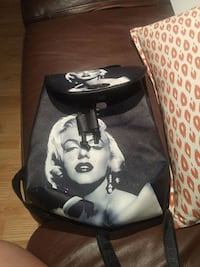 Marlyn monroe backpack