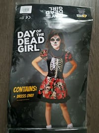 Day of the Dead Girl Costume  Port Coquitlam, V3C 1R2