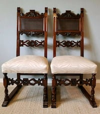 Antique, Cane Back Chairs!