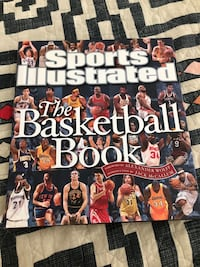 Sports illustrated The Basketball Book  North Miami Beach, 33162