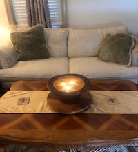 Oversized Candle, Well made & heavy Lafayette, 70508