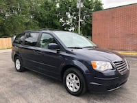 Chrysler - Town and Country - 2008 Independence