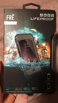 Lifeproof Nuud iPhone case box Fort McMurray