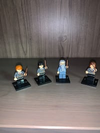Lego Harry Potter Karakterleri Sariyer, 34398