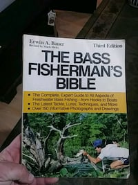 The Bass Fisherman's Bible book