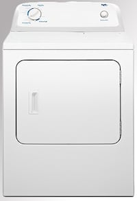 white front-load clothes dryer Longueuil, J4M 2X6