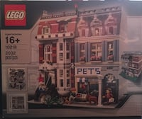 LEGO Pet Shop - RETIRED, NEW and UNOPENED