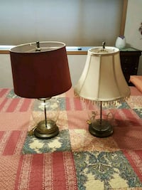 HERTIAGE BRASS PRINCESS HOUSE LAMPS. Bremerton, 98311