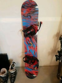 159 cm skate banana board with large union binding Calgary, T3M 0T5