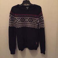 ROOTS LADIES KNIT SWEATER VERY WARM SIZE M EUC St. Thomas, N5P 0A1