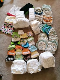 cloth diapers Strathmore, T1P 1A6