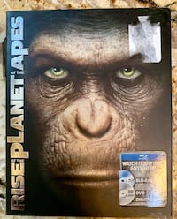 rise of the planet of the apes blu-ray Old Bridge, 08857