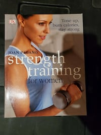 Women's fitness book