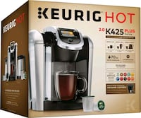 Keurig Hot K425 Plus (New) Hyattsville, 20783