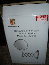 Retractable MIrror NEw in Box O'Fallon