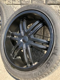 20 inch BMW X5 X6 wheels Vaughan, L4L 4V9