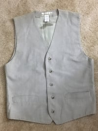 Men's Perry Ellis Vest, Small, excellent condition