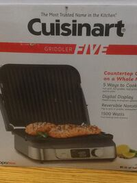 cuisinart griddler Falls Church, 22041