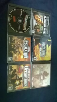 Lot of PC titles for sale Stanford, 40484