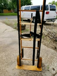 Heavy duty Dolly with straps Littleton, 80128