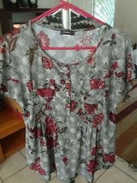 Cocomo blouses size large
