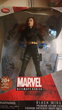 Marvel black widow ultimate series Vallejo, 94590