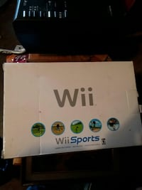 Wii console. Fair condition Cooperstown, 16317