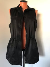 Eileen Fisher Vest Size Small