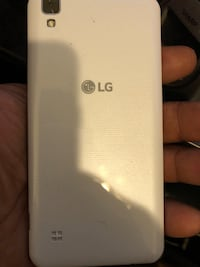 White L G for boost mobile  Chicago, 60609