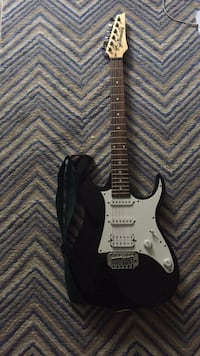GIO Ibanez electric guitar includes soft case  Beltsville, 20705