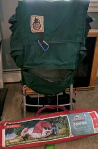 Frame Backpack and Tent Frederick, 80530