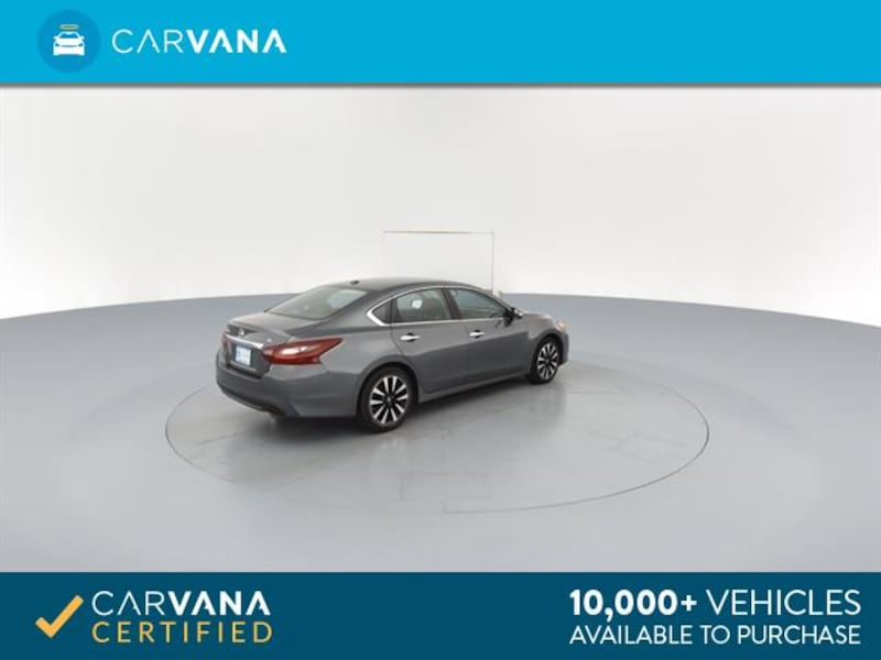 2018 *Nissan* *Altima* 2.5 SL Sedan 4D sedan Gray 10