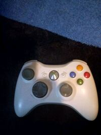 white Xbox 360 wireless controller Wilkes-Barre